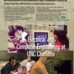 UNCC Electrical Engineering Dept. ad
