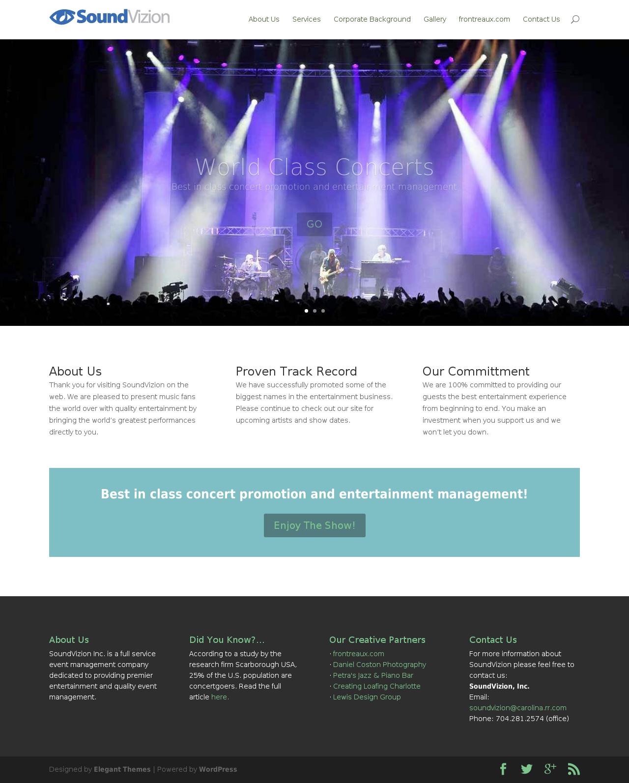 Sound Vizion LLC