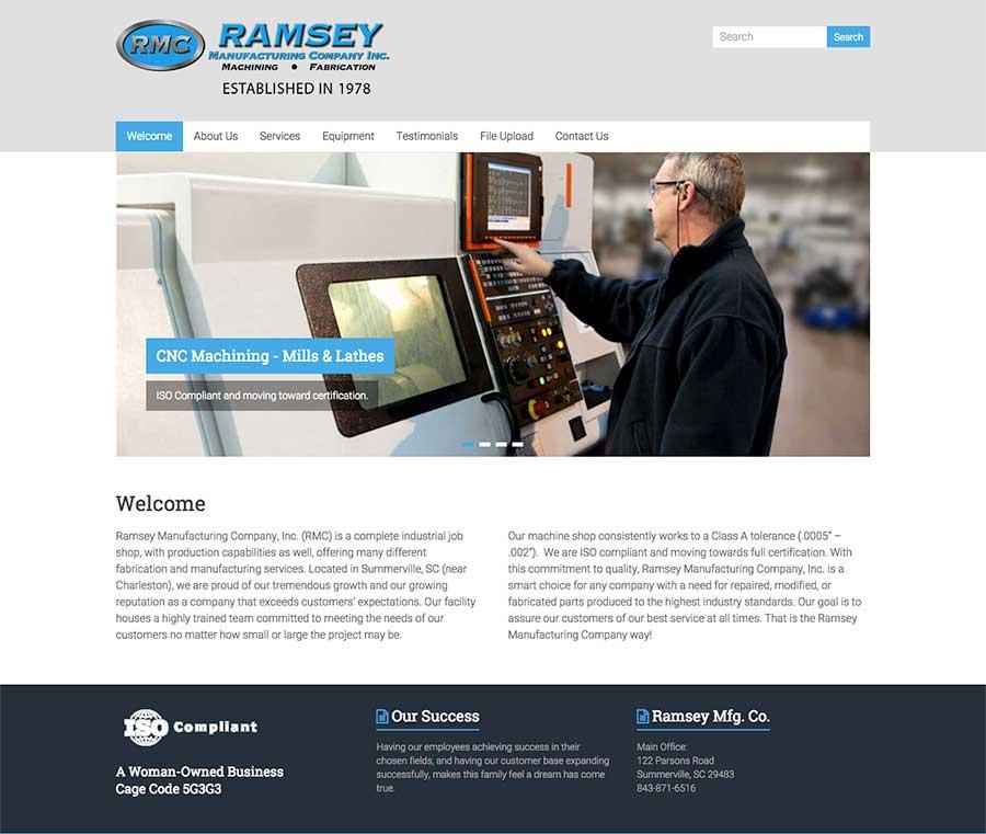 Ramsey Manufacturing Company, Inc.