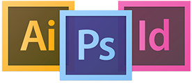 Adobe Creative Suite logos